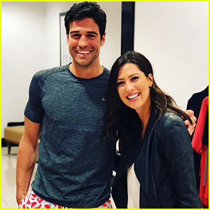 Becca Kufrin Bumps Into an Eliminated 'Bachelorette' Contestant!