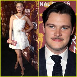 Bella Heathcote & Jack Reynor Attend 'Strange Angel' Premiere!