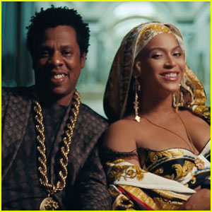 Beyoncé & Jay Z: 'Apes**t' Video & Lyrics - WATCH NOW!