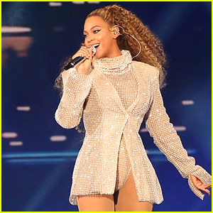Beyonce Wishes Twins Sir & Rumi Happy First Birthday During Manchester Concert!