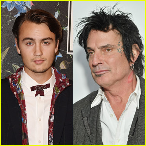 Brandon Thomas Lee Shares Video of Unconscious Tommy Lee During Social Media Feud on Father's Day