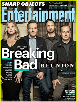 'Breaking Bad' Cast Reunite, Five Years After Finale!