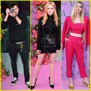 Brooklyn Beckham, Ellie Bamber, & Anya Taylor-Joy Team Up for V&A Summer Party in London