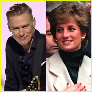 Singer Bryan Adams Asked If He Was Romantically Involved with Princess Diana - Here's His Answer