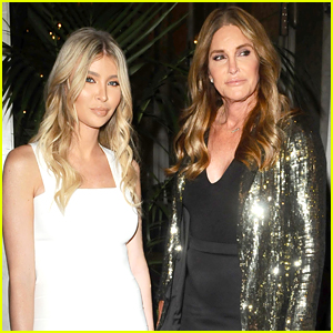 Caitlyn Jenner & Sophia Hutchins Attend Sally Awards 2018