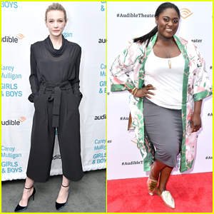 Carey Mulligan & Danielle Brooks Attend Opening Night of 'Girls & Boys' in NYC