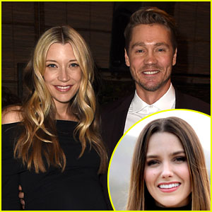 Chad Michael Murray's Wife Sarah Roemer Reacts to Sophia Bush's Comments