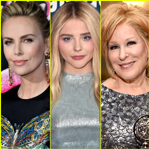 Charlize Theron, Chloe Moretz, & Bette Midler to Lend Voices for 'Addams Family' Animated Movie!