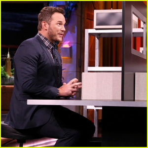 Chris Pratt Hilariously Fools Jimmy Fallon While Playing 'Box of Lies' - Watch Here!