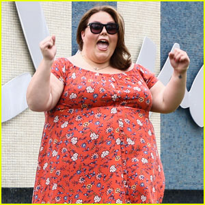 Chrissy Metz Heads to Barbados For Summer Break!