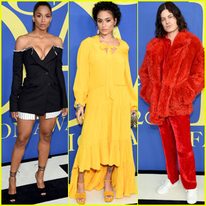 Ciara, Kehlani & Borns Show Their Style at CFDA Fashion Awards 2018!