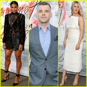 Ciara, Russell Tovey, Ellie Goulding & More Attend Serpentine Gallery Summer Party 2018