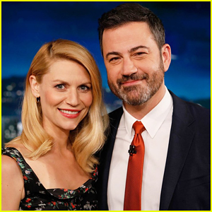 Claire Danes Tells 'Jimmy Kimmel' She Went Into Labor While Reading Bad Reviews of 'Homeland'