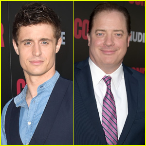 Max Irons & Brendan Fraser Hit the Red Carpet for 'Condor' Premiere!