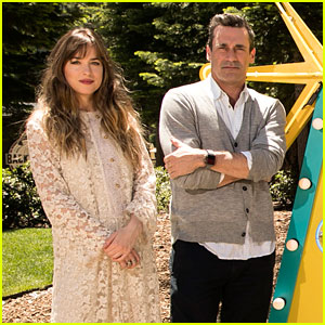Dakota Johnson Joins 'El Royale' Cast at Lake Tahoe Event