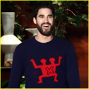 Darren Criss No Longer Has a Problem Getting Naked On-Screen - Watch Now!