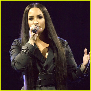 Demi Lovato Resumes 'Tell Me You Love Me' World Tour 2018 in Scotland!