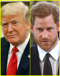 Meghan Markle's Dad Reveals What Prince Harry Said About Donald Trump