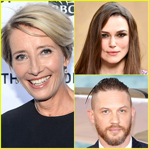 Emma Thompson to Become a Dame, Queen Elizabeth Will Also Honor Keira Knightley & Tom Hardy