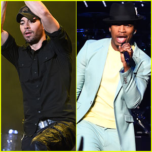 Enrique Iglesias, Ne-Yo, & More Perform at KTUphoria Concert