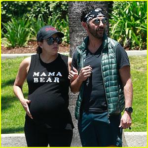 Eva Longoria & Husband Jose Baston 'Still Waiting' for Their Baby to Arrive!