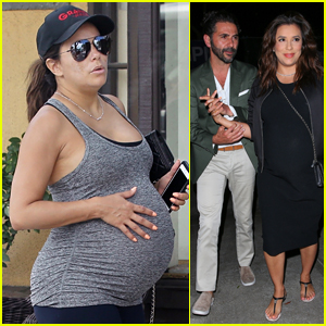 Eva Longoria Steps Out for Afternoon Hike at Coldwater Canyon Park!
