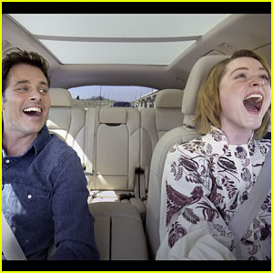 Westworld's Evan Rachel Wood & James Marsden Sing Together for 'Carpool Karaoke'