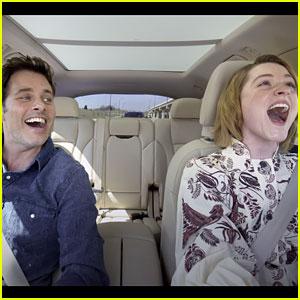 Westworld's Evan Rachel Wood & James Marsden Sing Together for 'Carpool Karaoke'