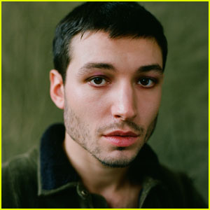 Ezra Miller Talks the Importance of Queer Visibility in the Media