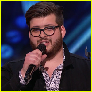 Former 'Glee' Star Noah Guthrie Auditions for 'America's Got Talent' - Watch!