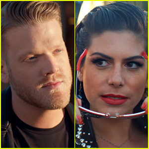 Frankie & Scott Hoying Team Up for New Song 'Ghost' - Watch the Video!