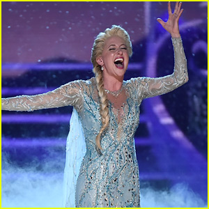 The Cast of 'Frozen' Blew the Roof Off Radio City at Tony Awards 2018!