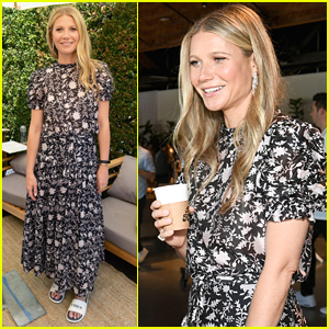 Gwyneth Paltrow Shares Wellness Tips at In goop Health Summit!