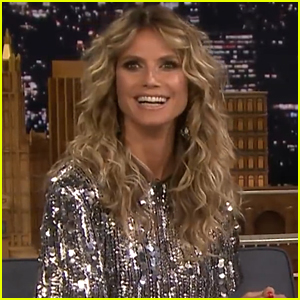 Heidi Klum Thinks Her Golden Buzzer Pick Will Win 'America's Got Talent' - Watch Now!