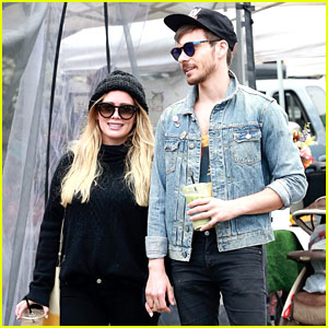 Hilary Duff's Co-Star Nico Tortorella Says 'Younger' Cast Knew About Pregnancy For Months