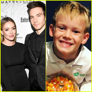 Hilary Duff Reveals How Luca Feels About Upcoming Baby Sister & Shares His Unique Name Choice!