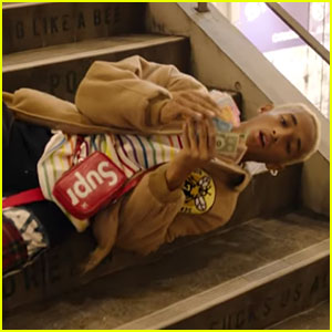 Jaden Smith's 'Ghost' Music Video Takes Him on a Tokyo Adventure - Watch Now!