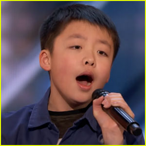 13-Year-Old Boy Wows on 'America's Got Talent' with Cover of 'You Raise Me Up' (Video)