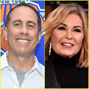 Jerry Seinfeld 'Didn't See Why It Was Necessary' to Fire Roseanne Barr - Find Out Why