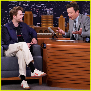 Jimmy Fallon Confesses To Robert Pattinson That He Used to Ask for His Haircut