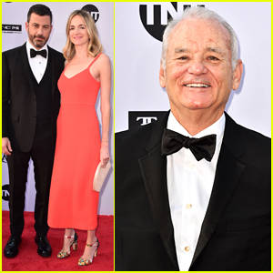 Jimmy Kimmel & Bill Murray Support George Clooney at His AFI Tribute!