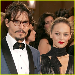 Johnny Depp & Vanessa Paradis' Son Jack Has 'Serious Health Problems' (Report)