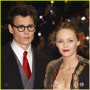 Johnny Depp & Vanessa Paradis' Son Jack's Health Is 'Fine'