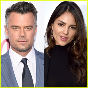 Josh Duhamel & Eiza Gonzalez Show Off PDA on Date Night!