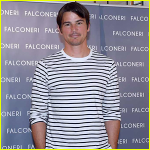 Josh Hartnett Goes Shopping at Falconeri While in Town for Filming Italy Sardegna Festival!