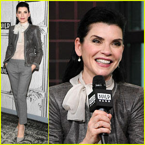Julianna Margulies Reveals the Parenting Advice She Gave to George Clooney