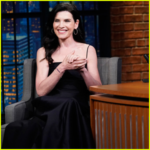 Julianna Margulies Credits 'ER' Co-Star George Clooney for Saving Her Career - Watch Here!