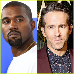 Kanye West Says 'Deadpool' Music Sounds Similar to His, Ryan Reynolds Responds!