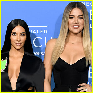 Kim Kardashian Celebrates Khloe's Birthday with Never-Before-Seen Photo with True & Chicago!