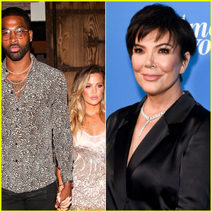 Kris Jenner Comments on Khloe Kardashian & Tristan Thompson's Relationship
